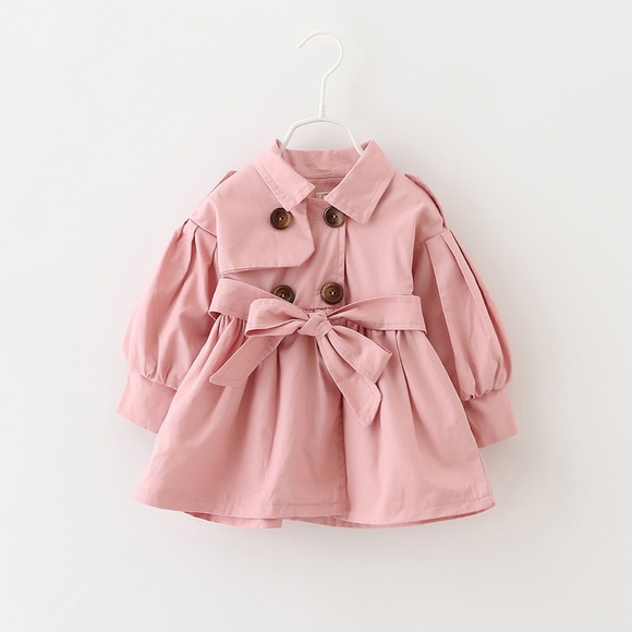 Sovereign Beautee Other - Toddler- Fancy Trench